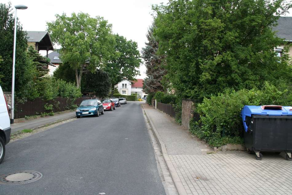ruhige Seitenstraße