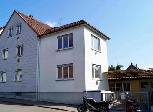 3-Fam.-Haus, Einlieger-WG & Werkstatt in S-Vaihingen!