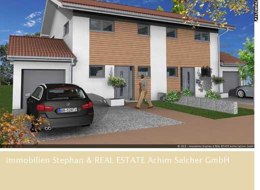 BAUBEGINN IN KÜRZE! Exklusive Doppelhaushälfte mit Südausrichtung (Ost)