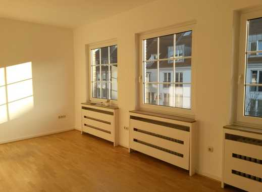 Schöne, geräumige und helle zwei Zimmer Wohnung in der Fußgängerzone von Wesel
