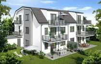 Neubau 3-Zimmer-Dachgeschosswohnung mit zwei Balkonen -
