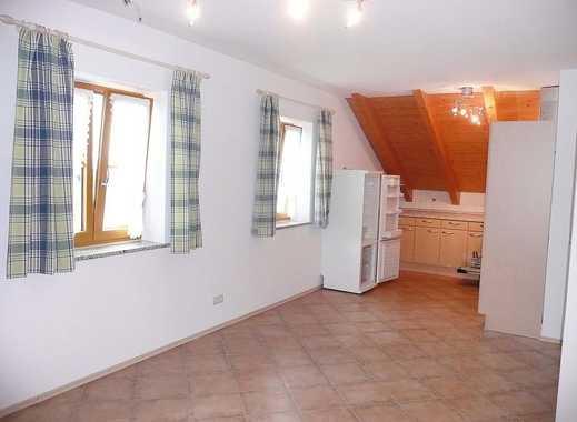 Wochenendheimfahrer aufgepasst - 2-Zimmer-DG-Wohnung mit EBK in Harthausen
