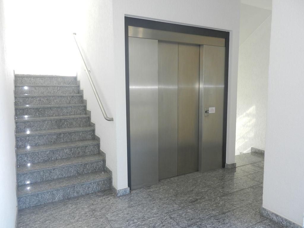 Hausflur - Aufzug