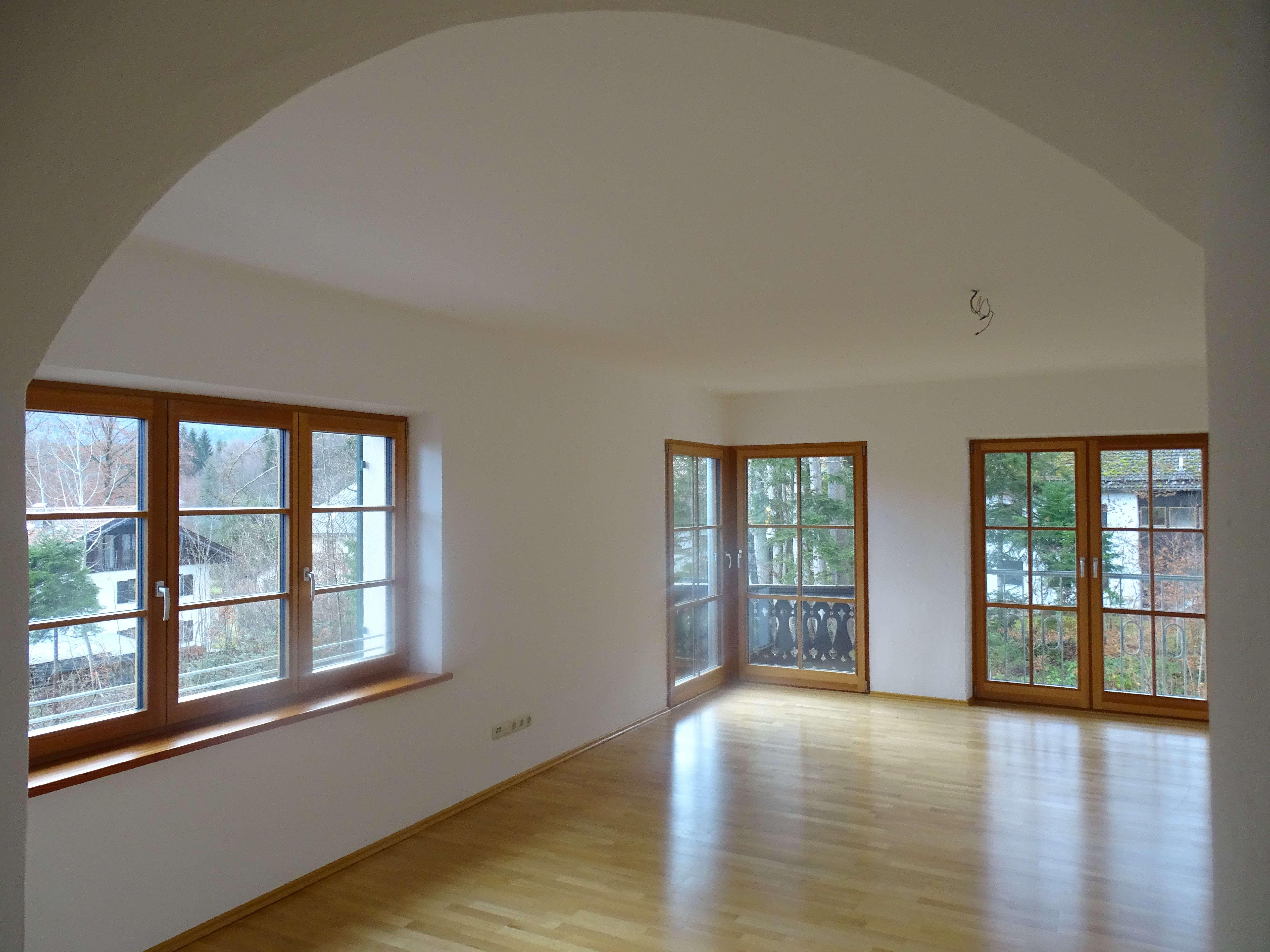 Wunderschöne Maisonette-Wohnung am Walchensee