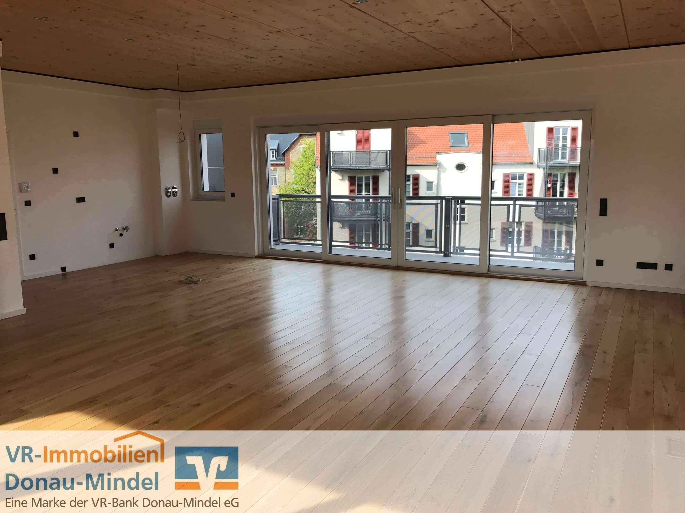1-Zimmer-Loftwohnung in zentrumsnaher Lage in Augsburg in Augsburg-Innenstadt
