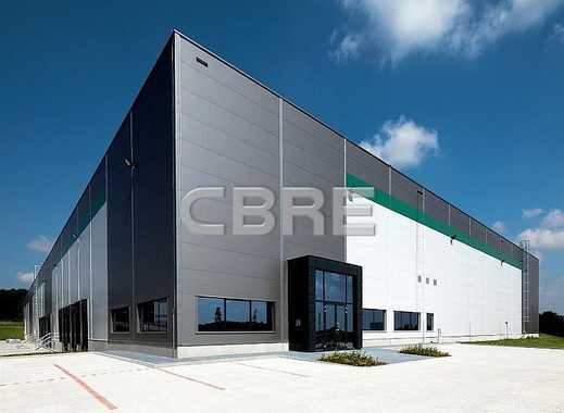 Neubau-Logistikflächen zu vermieten