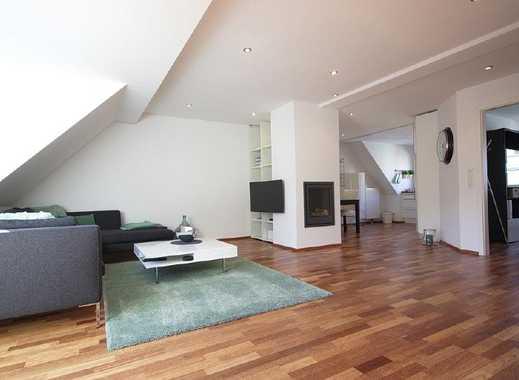 Schicke Maisonette im Isenbergviertel mit Dachterrasse, W-LAN, Kamin u.v.m.