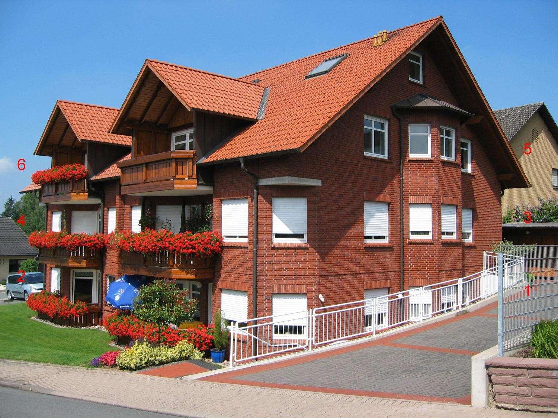 Wohnung Schieder-Schwalenberg