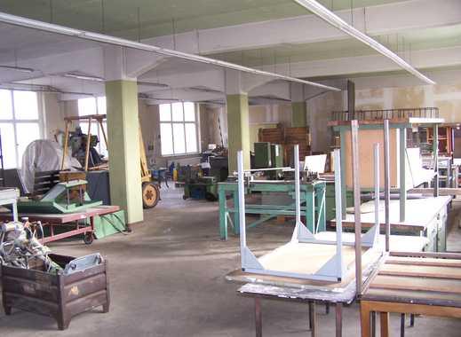 Große Produktions/Lagerfläche/Werkstattfläche