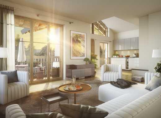Ihr Refugium direkt am Tegernsee mit elegantem Wohnkomfort und herrlichem Balkon