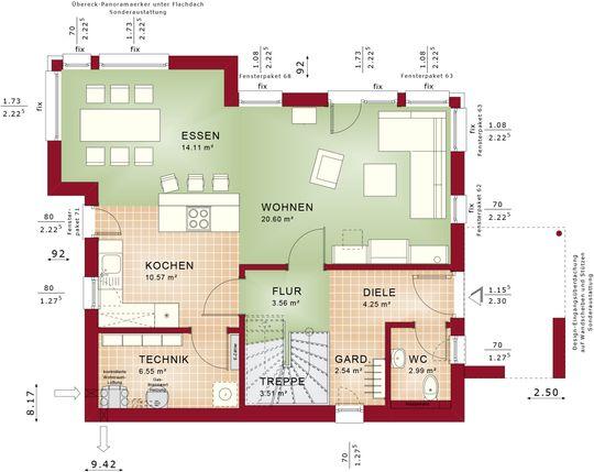 Edition 1 V3 – Erdgeschoss