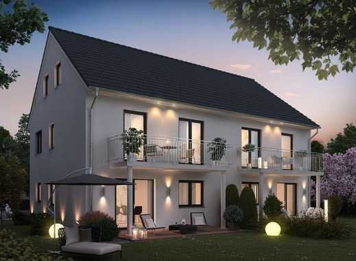 doppelhaush lfte coesfeld kreis immobilienscout24. Black Bedroom Furniture Sets. Home Design Ideas