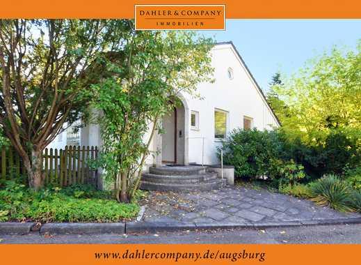 Kleines Einfamilienhaus mit Charme in Donauwörth-Parkstadt