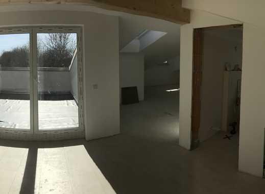 Traumhafte Dachterrasse über den Dächern von Ottobrunn-Erstbez.-2 Zi-Küche-Aufzug