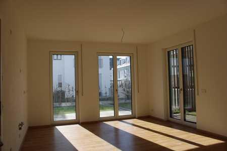Neuwertige 2- Zimmer Wohnung mit Terrasse und Garten in Landshut-West in West (Landshut)