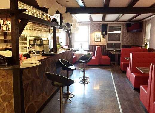 Top Gastronomie mit Bar, Küche und Unterhaltungstechnik in Modernster Austattung Miete 1.500 € + NK