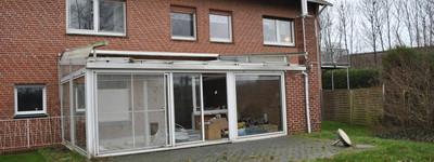 3ZKB-Wohnung mit Kamin Wintergarten 102qm komplett neu renoviert in Minden Hahlen.