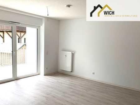 Nur noch eine Wohnung verfügbar! Genießen Sie die besonderen Vorzüge eines Neubaus in Tettau! in Tettau (Kronach)