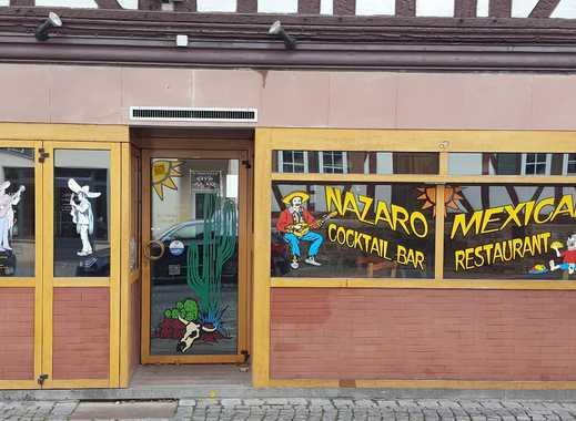Lokal (ehem. Mexikanische Cantina) in Altstadtnähe zu vermieten.