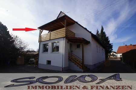 Renovierte 3 Zimmerwohnung im Dachgeschoss - Ein neues Zuhause von SOWA Immobilien und Finanzen -... in Neuburg an der Donau