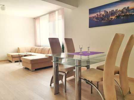 Möblierte 3-Zimmer-Wohnung in Nürnberg, nähe Altstadt. WLAN, TV, Küche, Balkon, hell, neu saniert. in Himpfelshof (Nürnberg)