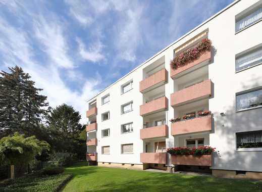 Attraktive 3,5-Raum-Wohnung mit herrlichem, grünem Ausblick in Gerschede