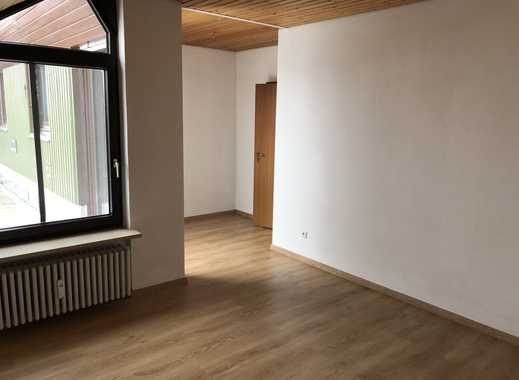 Erstbezug nach Sanierung: attraktive 3,5-Zimmer-Terrassenwohnung mit Balkon in Donauwörth