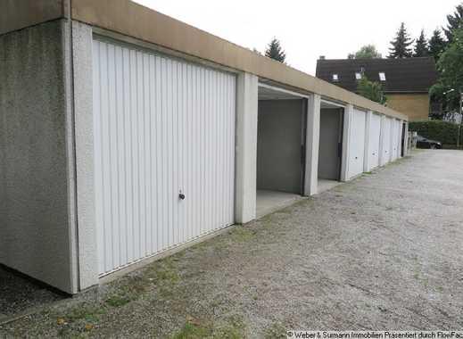 Einzelgarage in Garagenreihe in Bemerode!