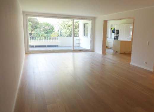 Schöne, geräumige vier Zimmer Wohnung in Düsseldorf, Oberkassel //100 Meter vom Rhein