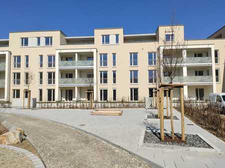 Rollstuhlgerechte 2-Zimmer Wohnung zentrumsnah - Leben und Begegnen im St. Vinzenz Zentrum in Göggingen