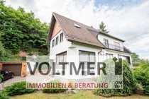 FERNBLICK - freistehendes Einfamilienhaus in einzigartiger