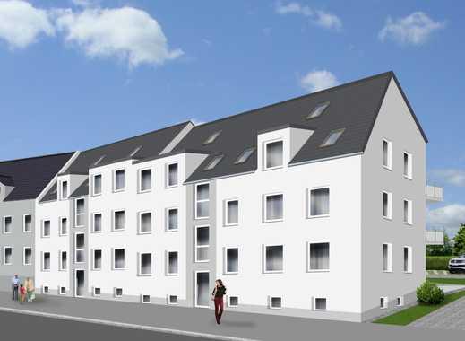 Wohn(t)raum für Jung und Alt = Neubau-Eigentumswohnung im EG mit Südwestterrasse, Garten und Aufzug