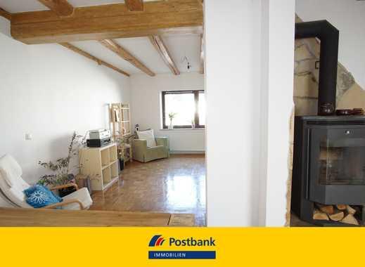 Modern und gemütlich wohnen in rustikalem Haus