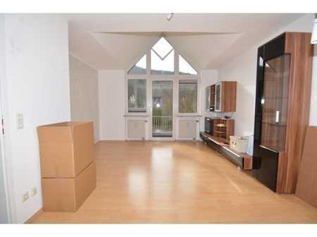 ++ Attraktive 2-Zi.-Wohnung inkl. EBK & Balkon in begehrter ruhiger Lage v. Coburg-Cortendorf in Cortendorf (Coburg)