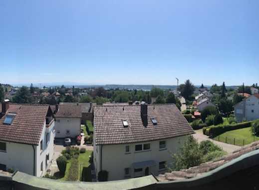 1,5-Zimmer-Wohnung mit Balkon in idyllischer Lage mit Seeblick