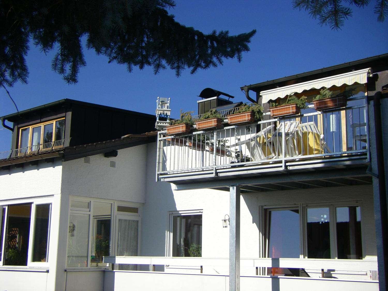 DG - Maisonette - Wohnung  mit grosser Dachterasse - von privat