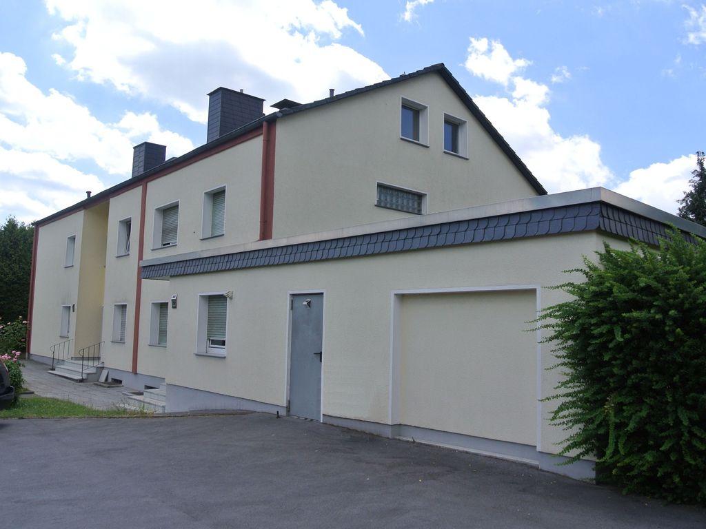 Ansicht Haus 1 und 2
