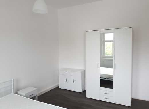 Nichtraucherwohnung, möbliert, ca. 20 m²