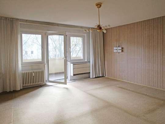 2-Zimmer-Wohnung nahe Innsbrucker Platz mit Südbalkon - Bild 5