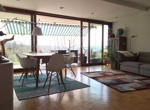 Im Grünen: großzügige 3-Zimmer-Wohnung mit 27 qm Südterrasse