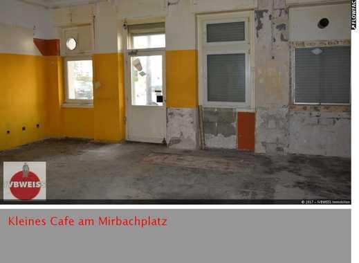 Kleines Cafe am Mirbachplatz sucht neuen Betreiber (Ausbau durch Eigentümer)