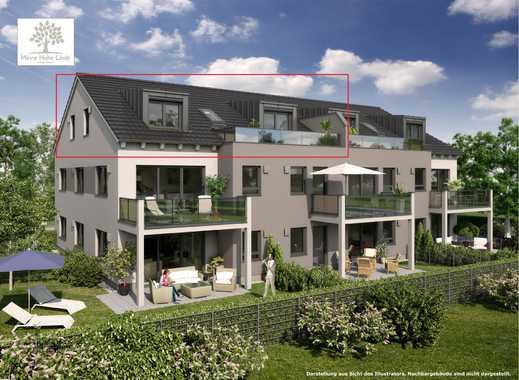 Reserviert: 2-Zimmer-Dachgeschoßwohnung mit großer Dachterrasse und Aufzug