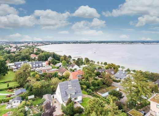 VON POLL Eckernförde: Traumblick auf die Eckernförde Bucht
