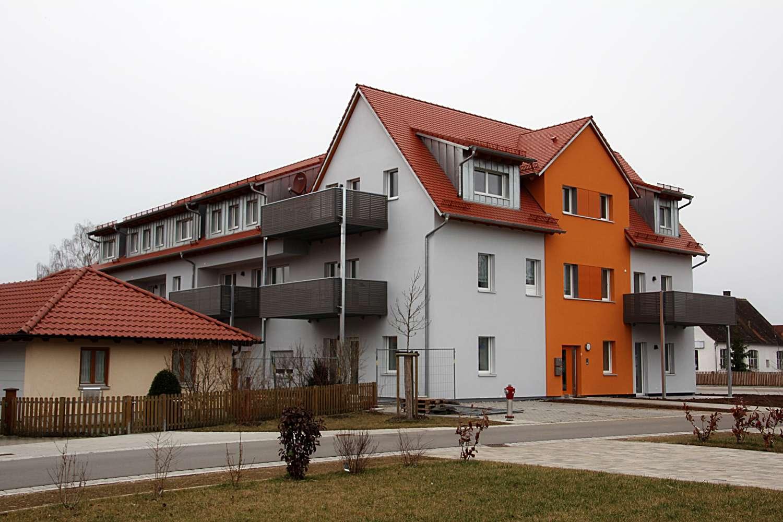 Stylische 2-Zimmer EG- Wohnung in Wassertrüdingen in