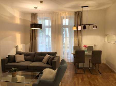 Voll möblierte Wohnung in Top Lage Schwanthalerhöhe/ WG erlaubt in Schwanthalerhöhe (München)