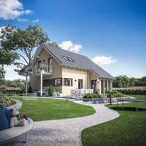 6 Baugrundstücke Anrufen mit Ausbauhaus
