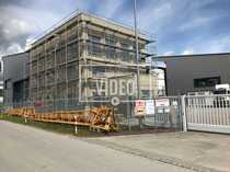 Neue multifunktionale Gewerbehalle und Verwaltungsgebäude