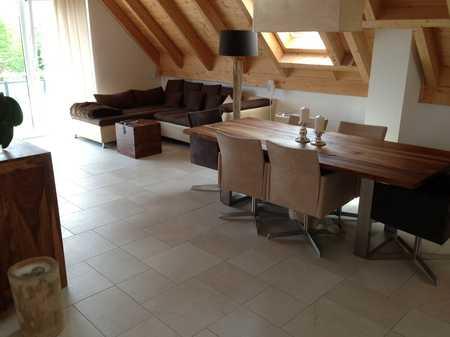 Traumhaftes Penthouse - provisionsfrei - 2 Zimmer in Peter u. Paul (Landshut)