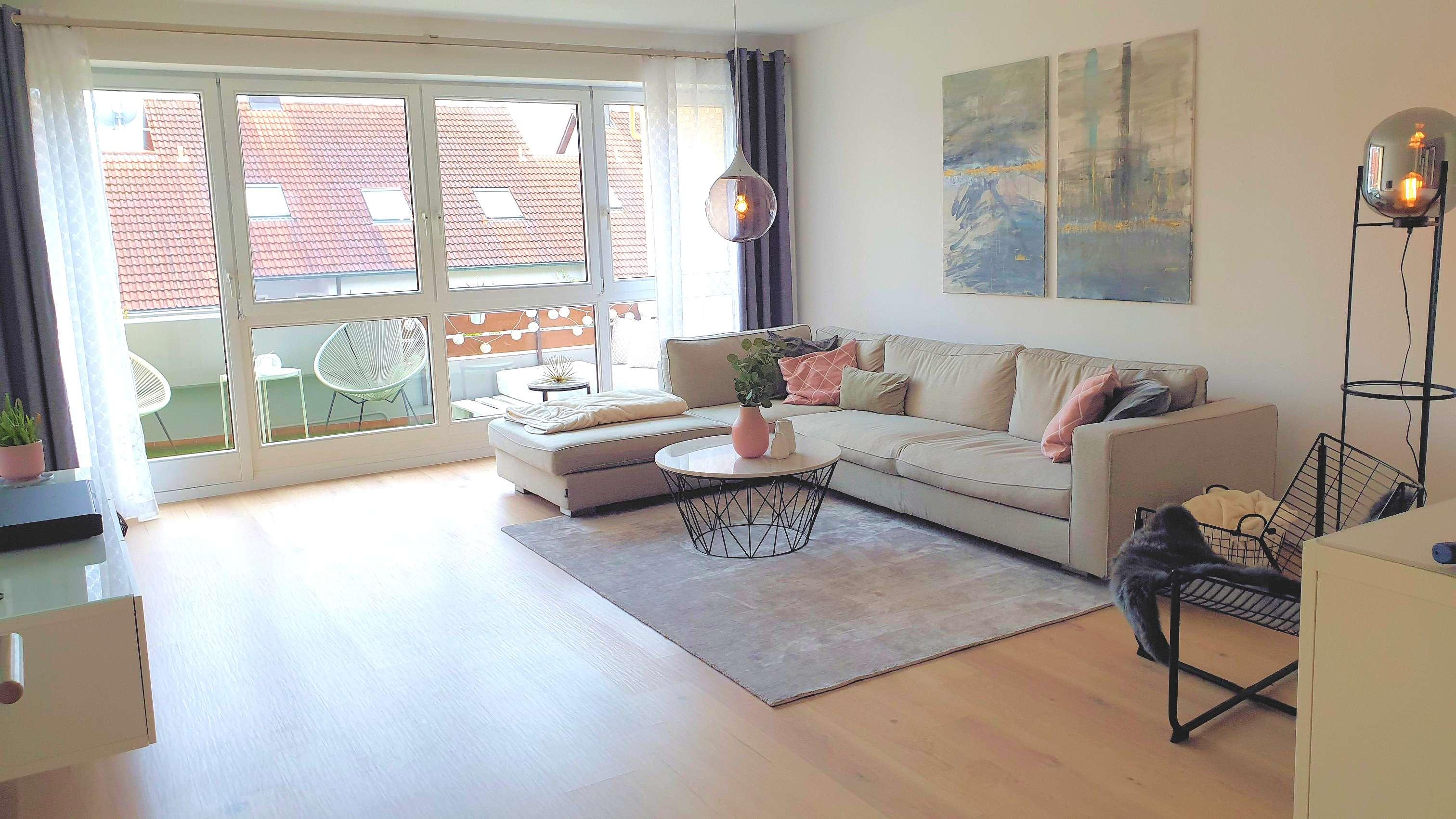 Traumhafte 3-Zimmer-Wohnung zum Verlieben 1. OG - Südbalkon