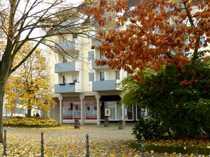 Schöne modernisierte 1-Zimmer-Wohnung mit Balkon